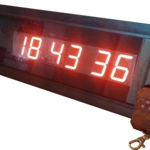 1Chornometer 300x300 - نمایشگر اداری ریموت دار